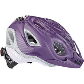 KED Certus Pro Casco, violet/lilac